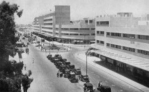 1938 год, Кингсвей угол Шаар Пальмер