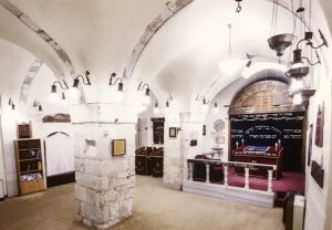 Караимская подземная синагога