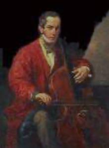 ИЛЛ.34: Портрет Матвея Виельгорского