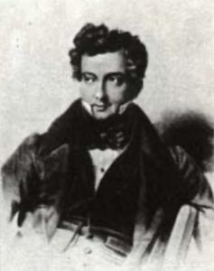 ИЛЛ.35: Портрет Михаила Виельгорского