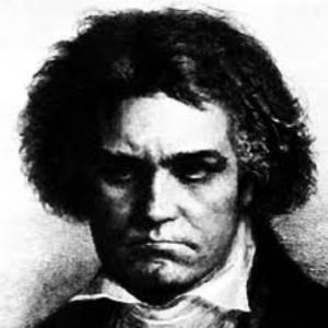 ИЛЛ.37: Портрет Бетховена