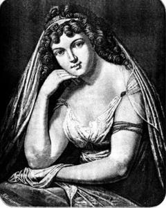 ИЛЛ. 40: Портрет Настасьи Минкиной