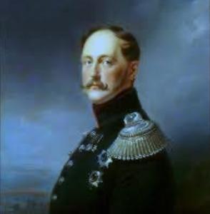 ИЛЛ.41: Портрет Николая I