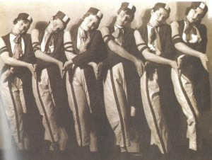 Вера Шабшай «Молитва» Театр «Фрайкунст» 1932