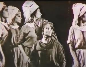 «Песнь Песней» Ансамбль «Инбаль» Сары Леви Танай 1944