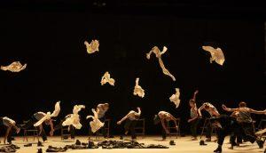 Балет «Хад Гадья» Ансамбль «Батшева» хореограф Охад Нахарин 2006