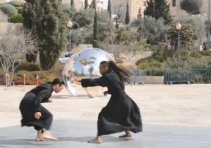Фестиваль «Махоль Шалем» в Иерусалиме 2018 Международная манифестация идей Охада Нахарина