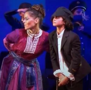 Балет «Марк Шагал» «Детский Театр Танца» Арины Белозер 2013