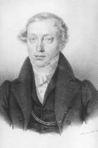1-й портрет Йозефа Бёма.