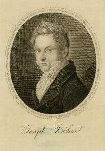 2-й портрет Йозефа Бёма.
