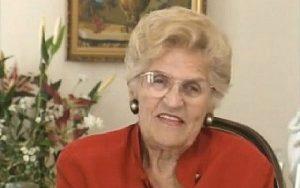 Клара Крамер в 2010 году