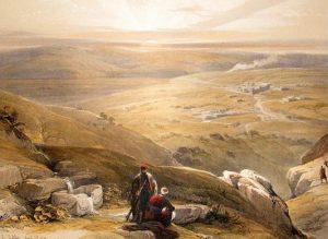 Дэвид Робертс. Святая Земля, 1846 г.