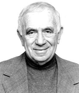 Поэт Иегуда Амихай (1924-2000)