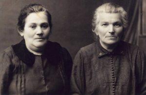 Фото 2 — Бабушки Хая-Сарра и Эстер-Гутэ