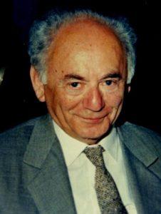 Хаим Борисович Кордонский (Тула, Россия, 1919 — Бостон, США, 1999)