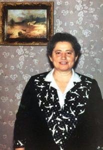 Оля Ландман,Харьков 1991