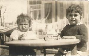 Сыновья. Тель-Авив, 1929.