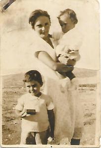 Рамат Рахель. 1927 или 1928 года.
