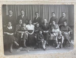 Фотография сделана в 1938 году в Бердянске