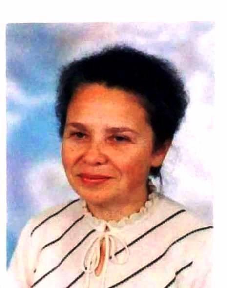 Ольга Шамфарова