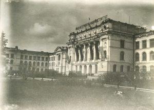 Ленинградский Политех. Конец 1930-х