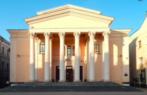 Минск синагога новое здание