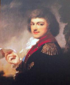 Огинский портрет