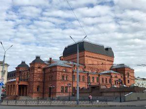Могилевский театр