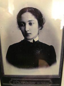 Белла Розенфельд, жена и муза Шагала