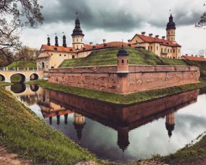 Несвижский замок князя Радзивилла