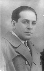 Давид Маркович Колмановский