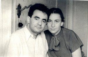 Мария и Эдуард Колмановские