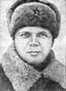 Командир 3 сд ЛАНО, Герой Советского Союза, Полковник Василий Гаврилович Нетреба (1903-1975). Фото 1940 г. (источник: ВiкiпедiЯ-укр.)