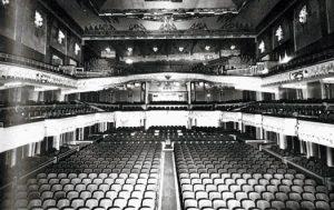 Зрительный зал Гранд Театра, 1923 г.