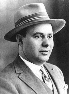 Абрагам Тушински в 1931 году