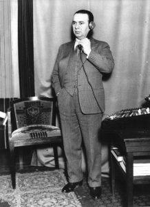 Абрагам Тушински в 1938 году