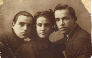 Борис, Рая, Юра